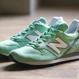 New Balance - NEW BALANCE M996 CPS MINT MADE IN USA