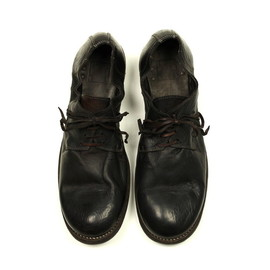 GUIDI - Low Lace Shoes - Baby Calf / Brown 704 / 992