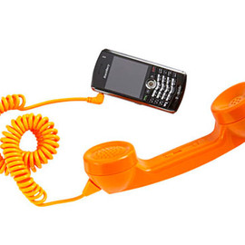 Mobile Phone Retro Handset