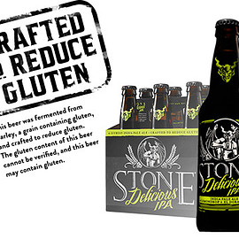 Stone brewing Co. - Delicious IPA