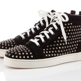 Christian Louboutin - Christian Louboutin Louis Men's Flat Spikes Spring 2012