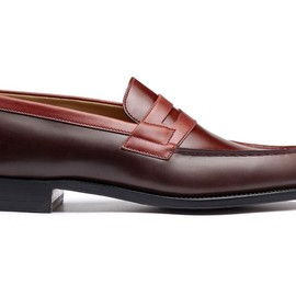 J.M.WESTON - Bicolors loafer
