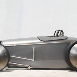 Rad Rides - 1932 Ford Salt Flat Racer Pedal Car