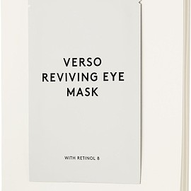 Verso - Reviving Eye Mask, 4 x 3g