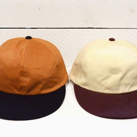 SUNDAYS BEST - 6PANEL B.B.CAP