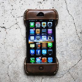 Roberu - Roberu Leather iphone Case