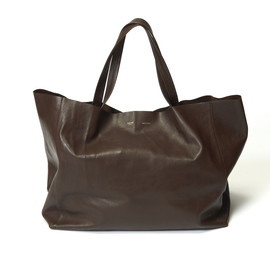 CELINE - Leather Tote Bag