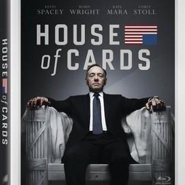 David Fincher - House of Cards: The Complete First Season (BD)