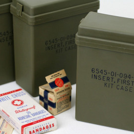 FCP01 MILITARY EMERGENCY BANDAGE NSN:6510-01-460-0849