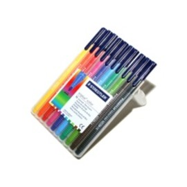 STAEDTLER - Staedtler Triplus Colour 10 Pen Set