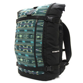 ETHNOTEK - Woven-Guatemala 4 THREAD™ + Laptop Compatible Travel Backpack