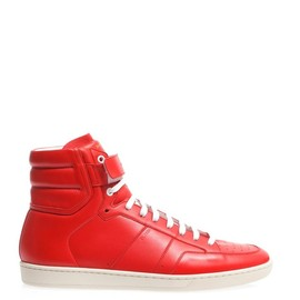 SAINT LAURENT - SL/12H High-Top Sneaker