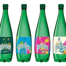 Perrier - Limited-Edition Bottles - Andy Warhol