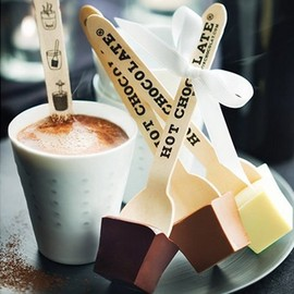 Le Comptoir de Mathilde - Hot chocolate spoons