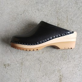 Troentorp - Swedish Clog / Plain Toe