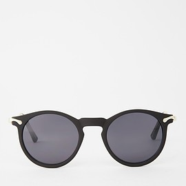 ASOS - ASOS Round Sunglasses With Metal Arms