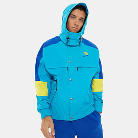 THE NORTH FACE - '92 Extreme Rain Jacket - Meridian Blue Combo