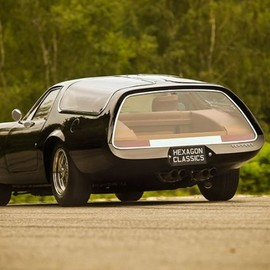 Ferrari - 365 GTB shooting brake