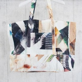 dissteady own philosophy - DRAWING VERNISH BAG