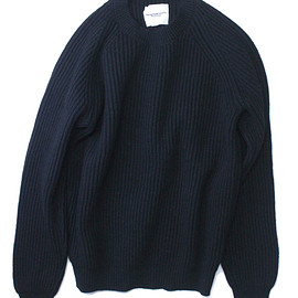 TAKAHIROMIYASHITA The SoloIst - crew neck sweater.