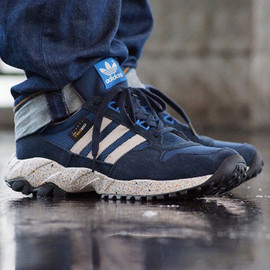 adidas - Adidas Zx 500 Trail - LEGEND INK/WHITE VAPOUR/ST DARK S