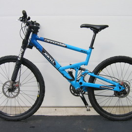 Cannondale - Jykell800(2001)
