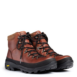 Hunter - Balmoral Rossdale Boot Brown