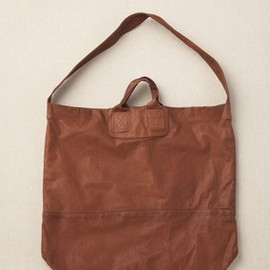 ARTS - leather tote