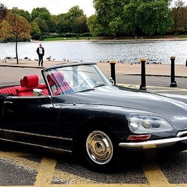 Citroen - DS Convertible