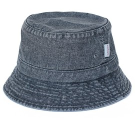 carhartt WIP - Denim Bucket Hat (black)