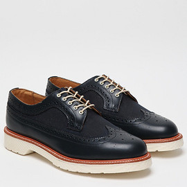 Dr.Martens - Windsor Alfred Brogue Shoe
