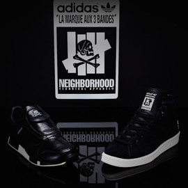 UNDEFEATED x NEIGHBORHOOD x adidas Consortium Official - Mid 80s