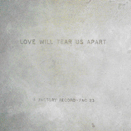 Joy Division - Love Will Tear Us Apart [Vinyl]