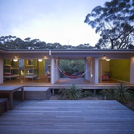 Bourne Blue Architect - Kurreki house, Australia