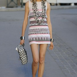 CHANEL - Chanel Resort 2011 - Runway Photos  Vogue