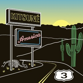 Various Artists - Kitsune AMERICA 3