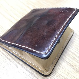 Cole Haan - leather coin purse