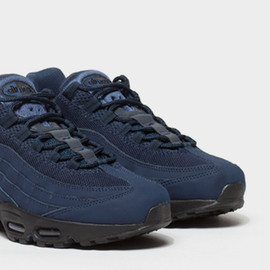 Nike - NIKE SPORTSWEAR AIR MAX '95 Navy / Black