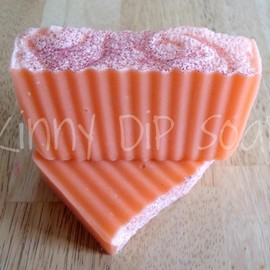 Luulla - Lick Me All Over scented CP Handmade Soap