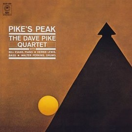 the dave pike quartet - pike's peak