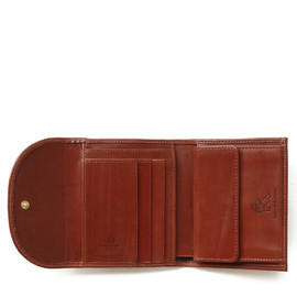 Whitehouse Cox - S1058 SMALL 3FOLD WALLET / BRIDLE