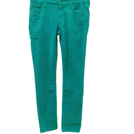 mother - MOTHER The Locker CR pant/turquoise