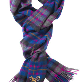 Vivienne Westwood - Johnstons of Elgin Stole