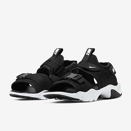 NIKE - Canyon - Black/Black/White
