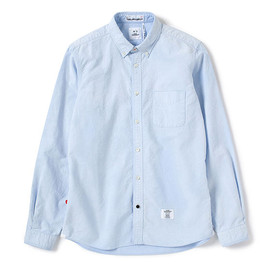 """BEDWIN & THE HEARTBREAKERS - L/S BD FADED OX SHIRTS""""BRIAN"""