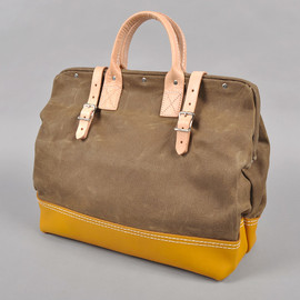 HICKOREE'S - SPECIAL EDITION BAG #312-003, BROWN