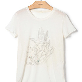 OSKLEN - ladies Tシャツ