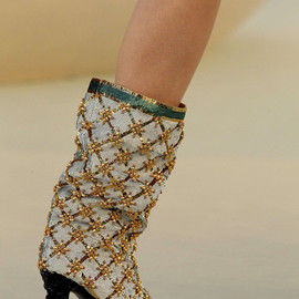 CHANEL - Fall 2011 Couture: Chanel Shoes