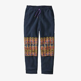 patagonia - Men's Lightweight Synchilla® Patch Bottoms / New Navy (NENA)