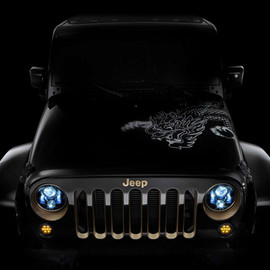 Jeep - Wrangler Year Of The Dragon Edition